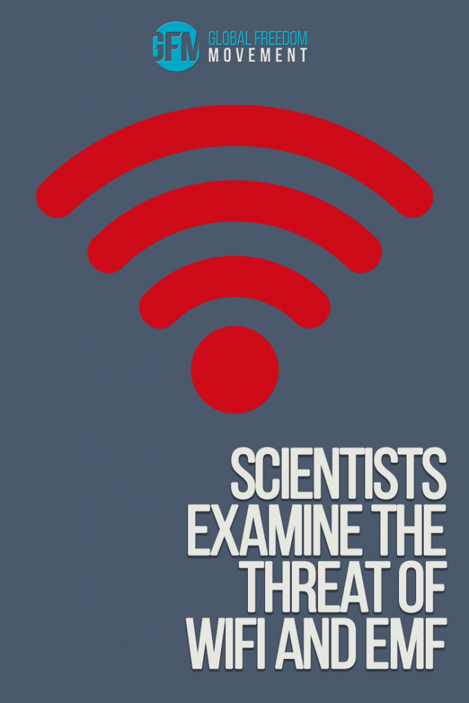 scientists examine the threat of wifi and emf