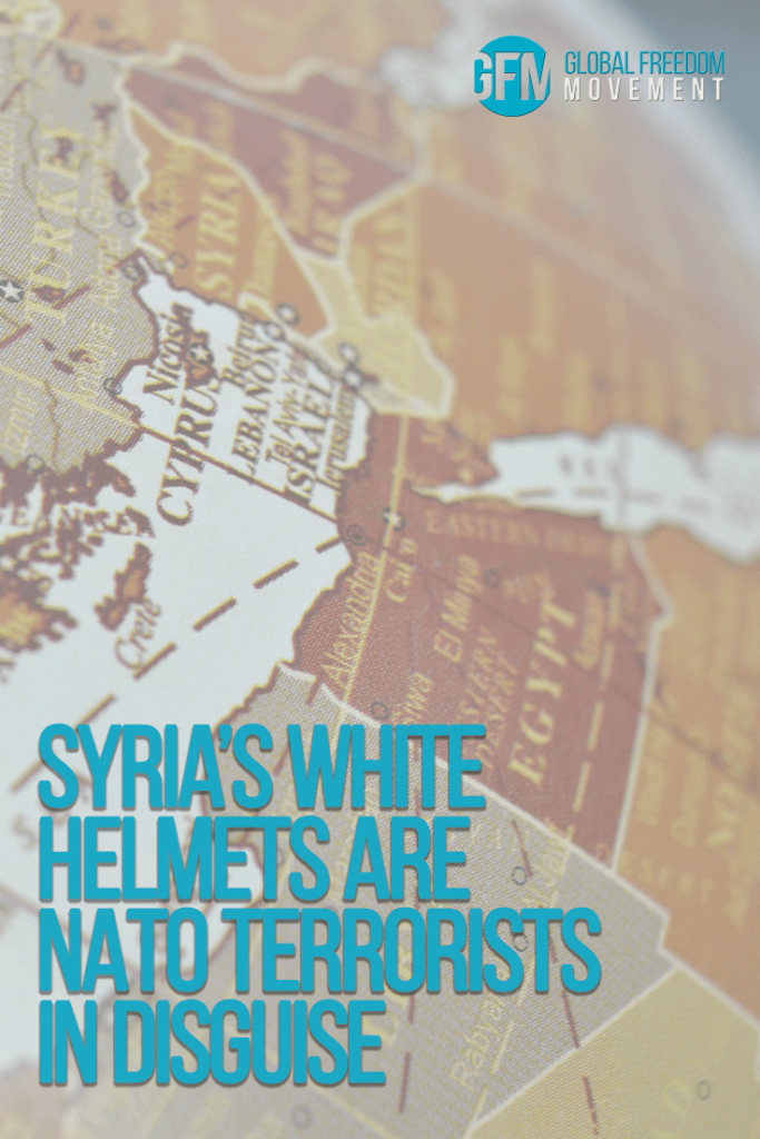syrias white helmets are nato terrorists