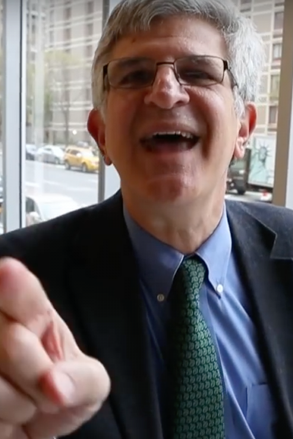 "Vaccine Apologist Dr Paul Offit Refuses Interview with ""Get the fuck outta here."""