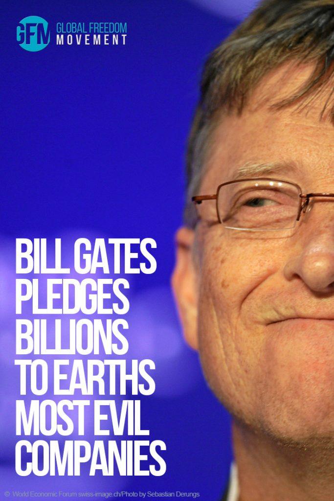bill gates evil depopulation