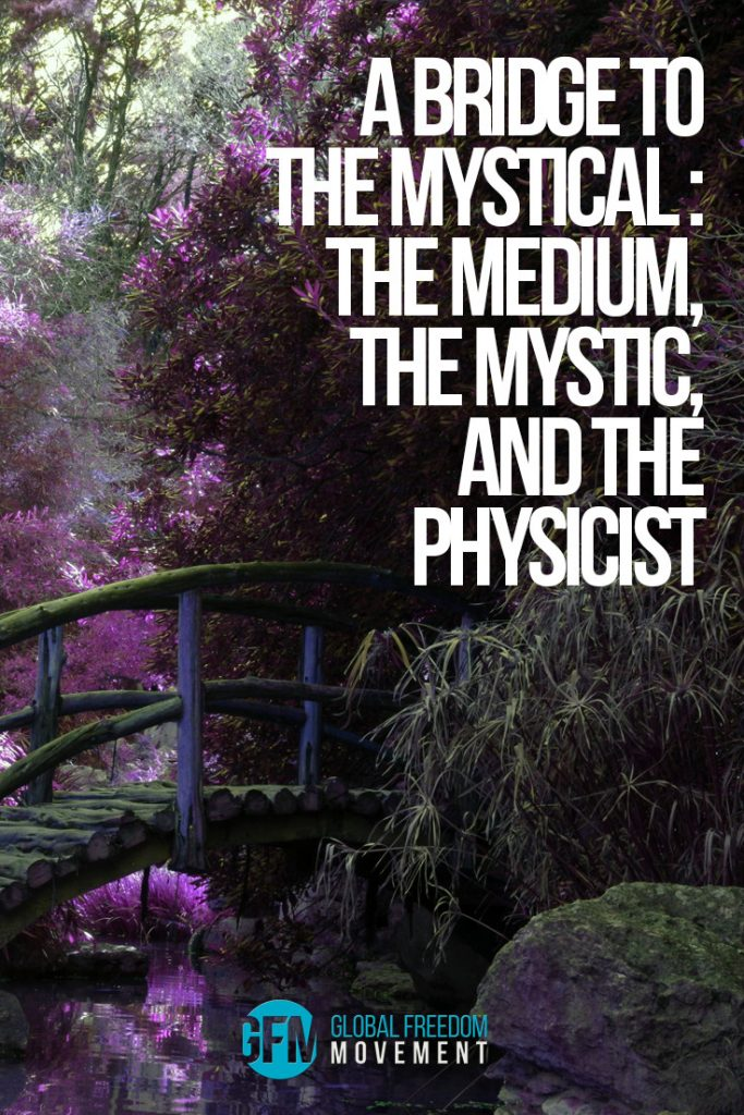 a bridge to the mystical the medium the mystic and the physicist brendan d murphy