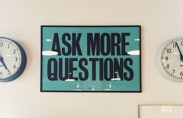 ask more questions global freedom movement