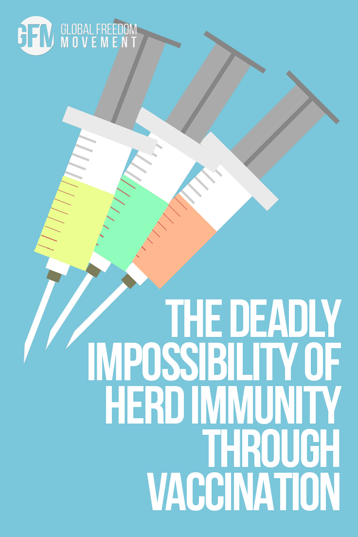 The Deadly Impossibility Of Herd Immunity Through Vaccination