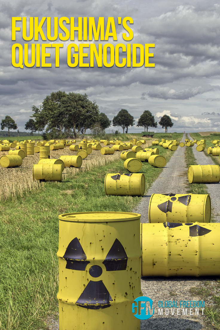Fukushima's Quiet Genocide by Ashiya Austin | Global Freedom Movement