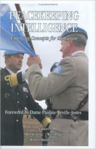 Robert David Steele | Peacekeeping Intelligence: Emerging Concepts for the Future