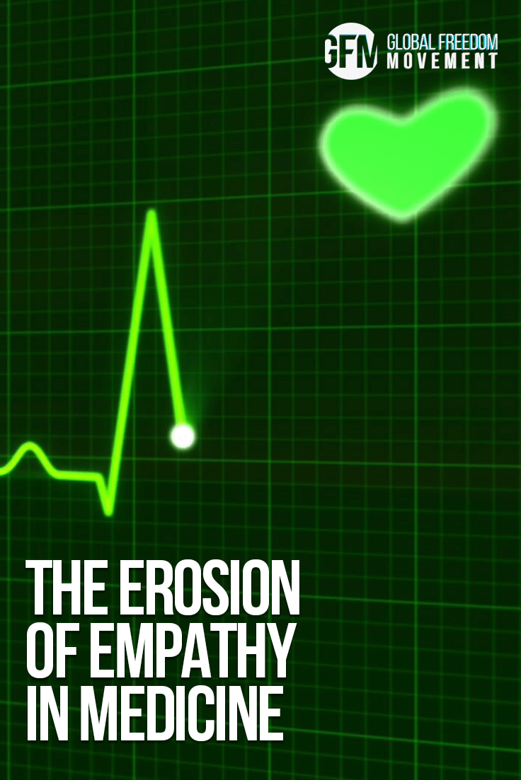 Erosion of Empathy in Medicine
