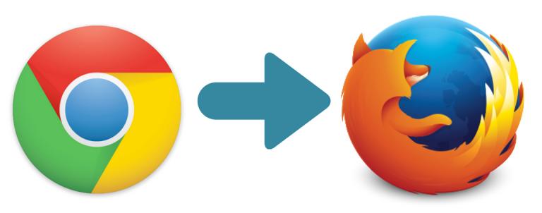 Use Firefox instead of Google Chrome