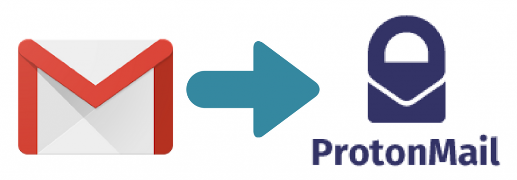Use ProtonMail instead of Gmail