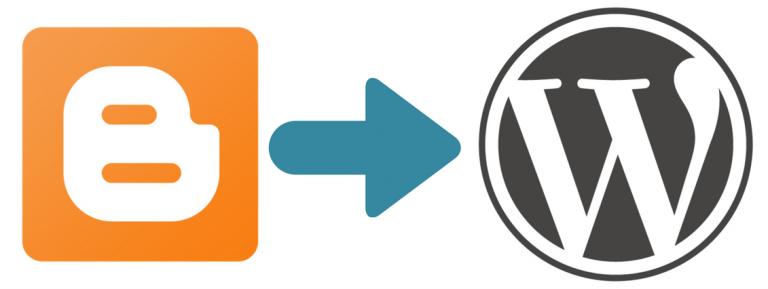 Use WordPress instead of Blogger